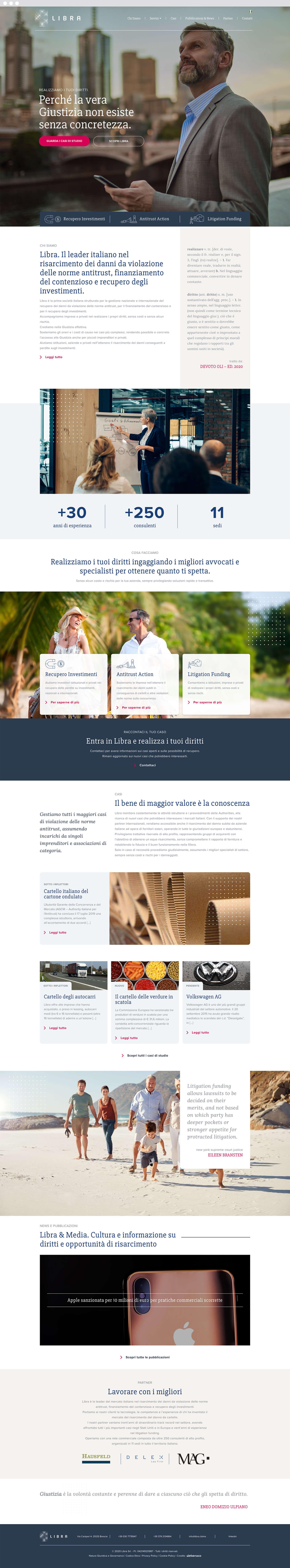 LIBRA sito A